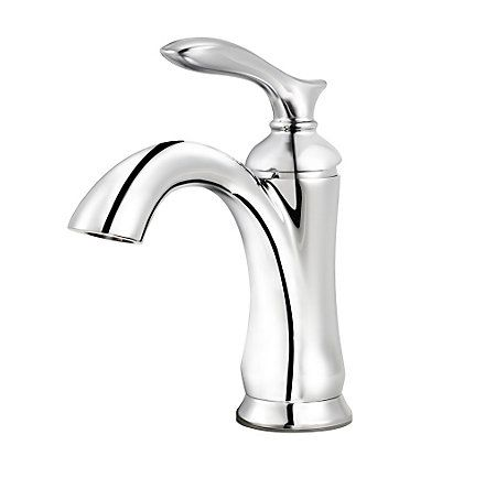 Polished Chrome Verano Single Control Bath Faucet  F042Vrcc  1 Alluring Pfister Bathroom Faucet Review
