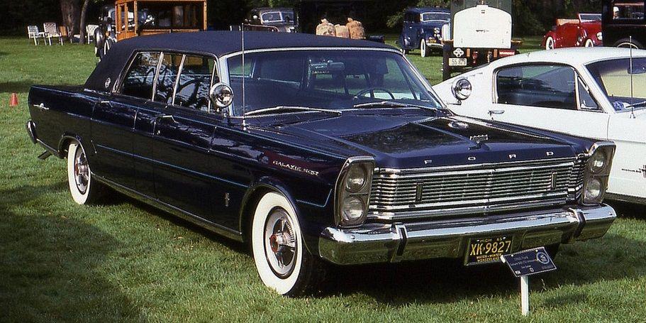 1965 Ford Galaxie 500 Limousine Ford Galaxie Ford Classic Cars Ford Galaxie 500