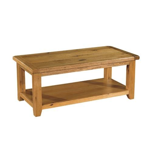 Cottage Oak Coffee Table Oak Coffee Table Coffee Tables