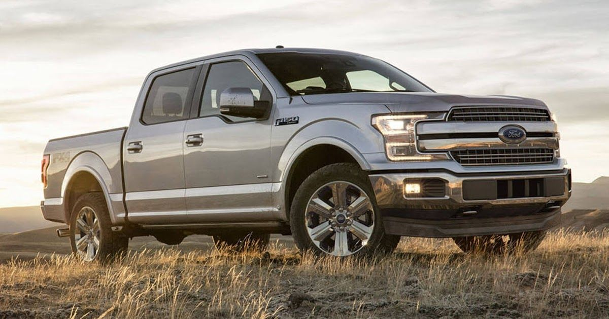 Ford F 150 Dominates 2017 U S Sales Chart But A Minivan Is The Surprise Winner Pickup Trucks Best Pickup Truck