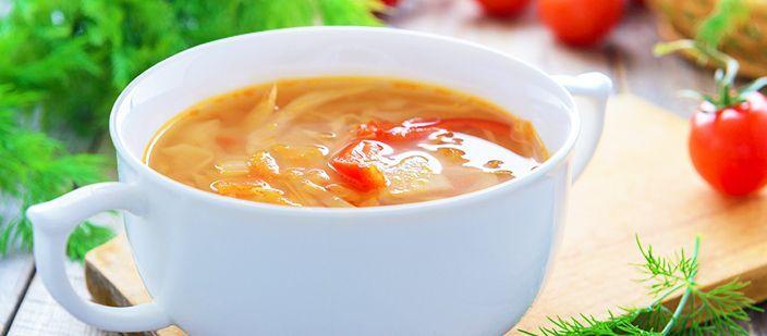 Cabbage Soup #crockpot soup #detox #easy soup #healthy #homemade #potato soup #recipes #Soup #soup healthy #soup recipes #soupe #soupe froide #soupe legumes #soupe minceur #soupe potimarron #soupedetoxminceur