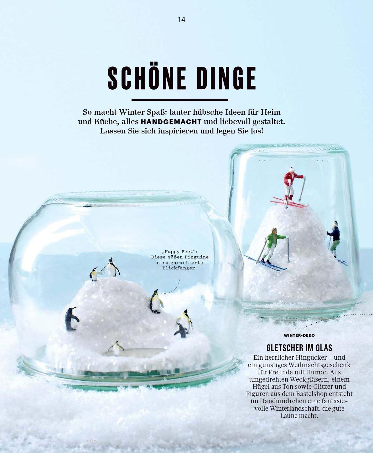 Bau einen Berg im Weckglas - Build your mountain in a glas   Selber ...
