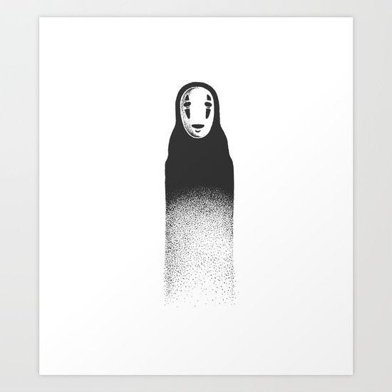 Kaonashi No Face Spirited Away Sketch Art Spirited Away Tattoo Ghibli Tattoo