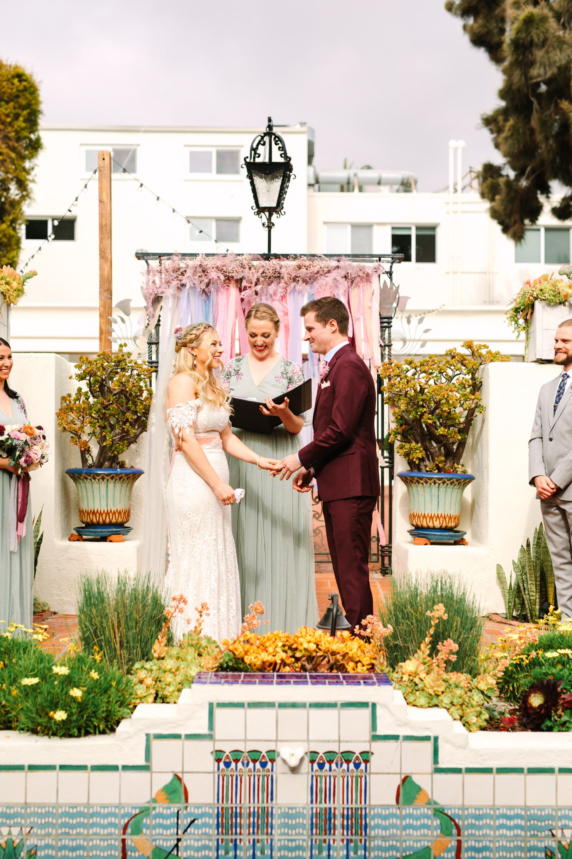 Darlington house wedding la jolla ca mary