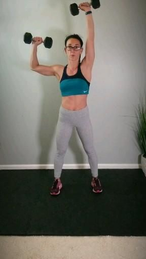 30 Minute Full body workout at home