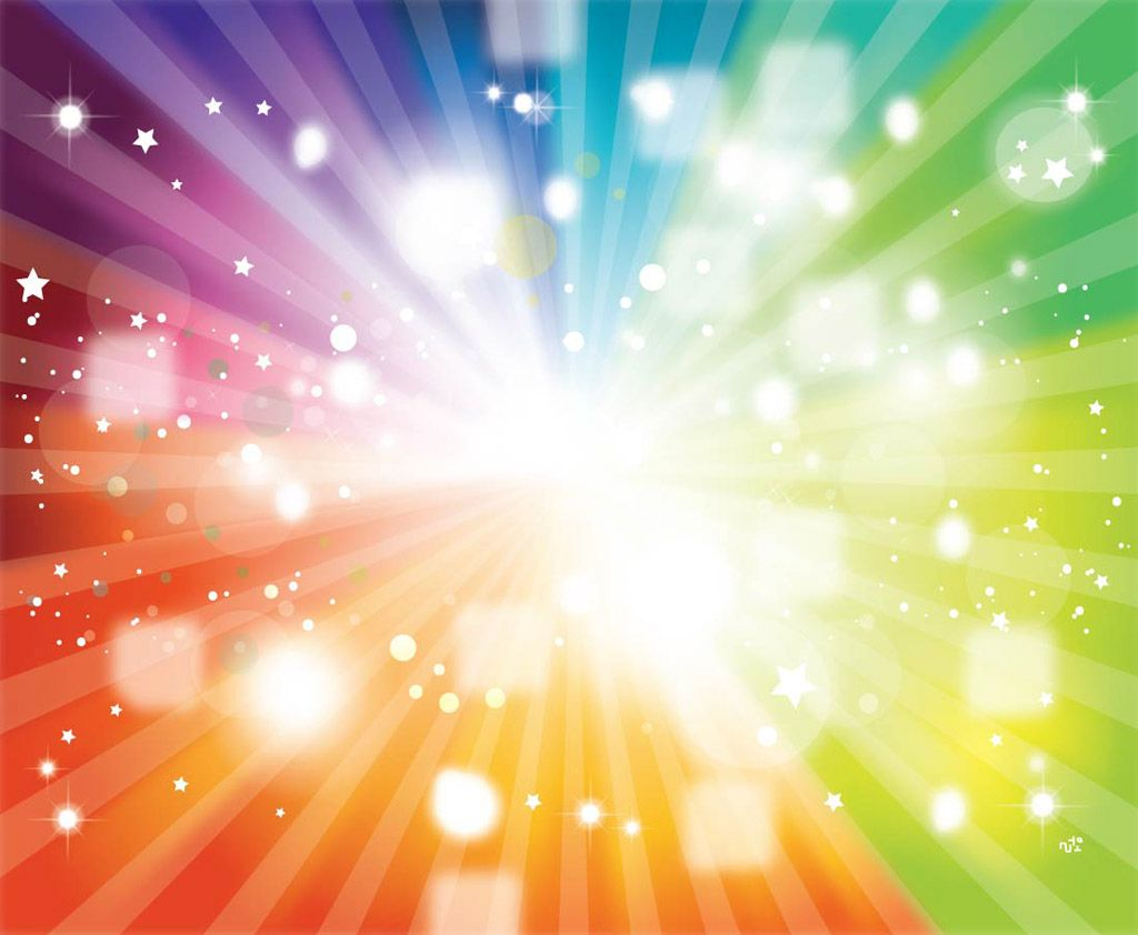 Rainbow vector background colors party ideas pinterest free ppt backgrounds for powerpoint templates rainbow blurry lights powerpoint free backgrounds high quality toneelgroepblik Gallery