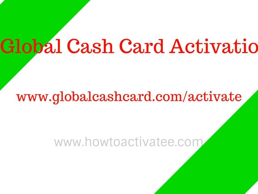 How to activatee how to activate credit card debit card