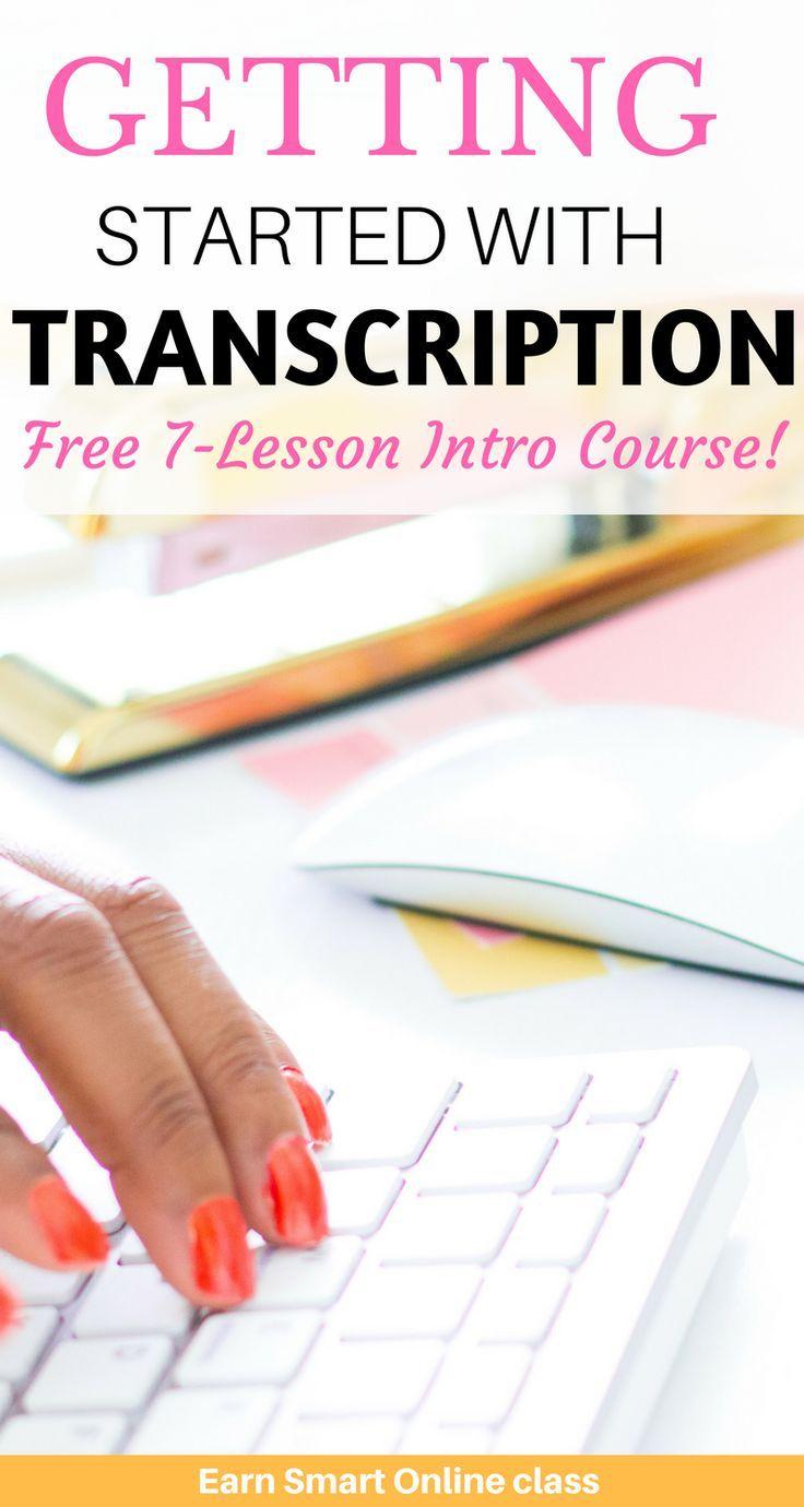 Online Transcription Jobs for Beginners Earn Smart