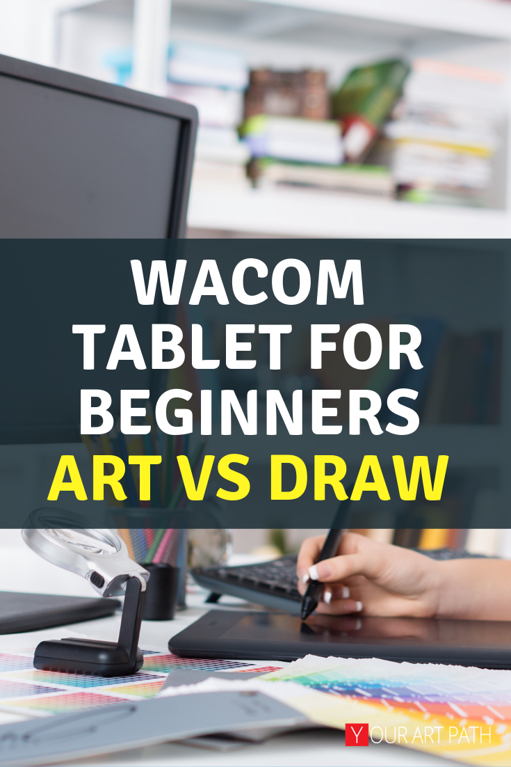 Wacom Intuos Draw Vs Wacom Intuos Art Comparsion Review