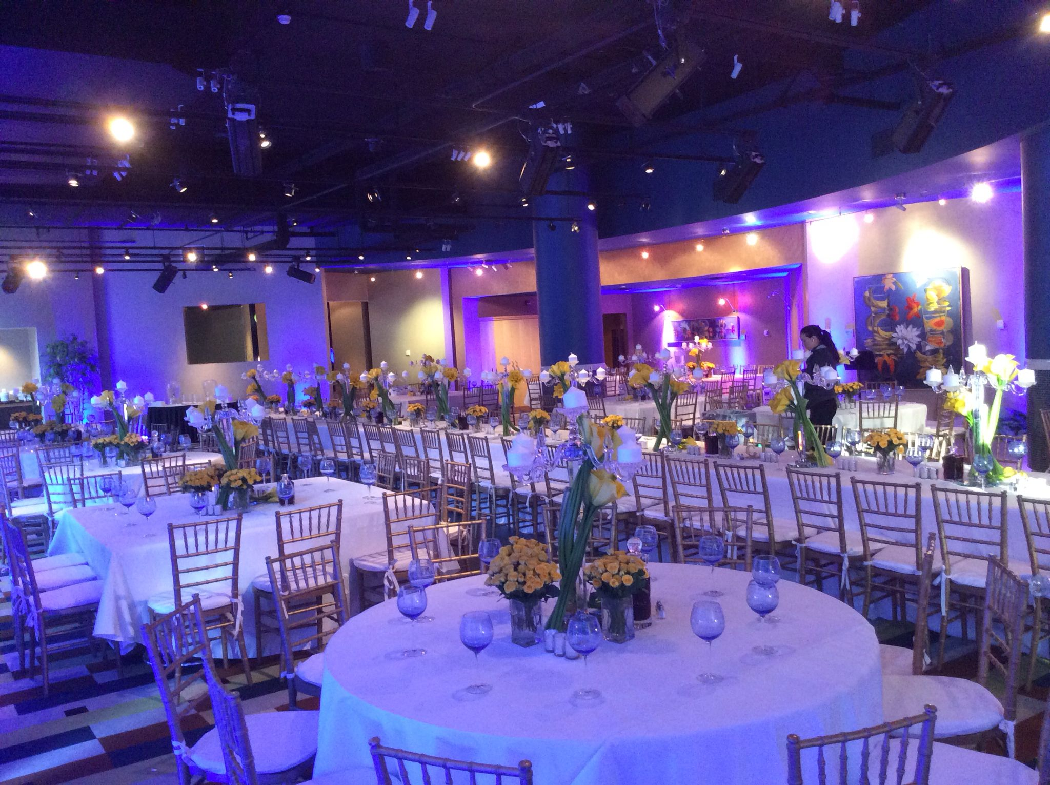 Christopher S Restaurant At Theheldrich Looking Beautiful For A Celebration Weddings The Heldrich Hotel