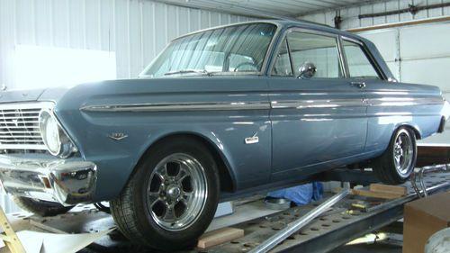 1965 Ford Falcon Ice Blue Rust Free Original 289 5 Bolt Wheel Car 5 0 Motor Ford Falcon Ford Car