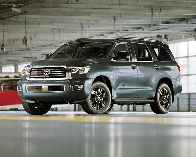 2021 Toyota Sequoia Rumors