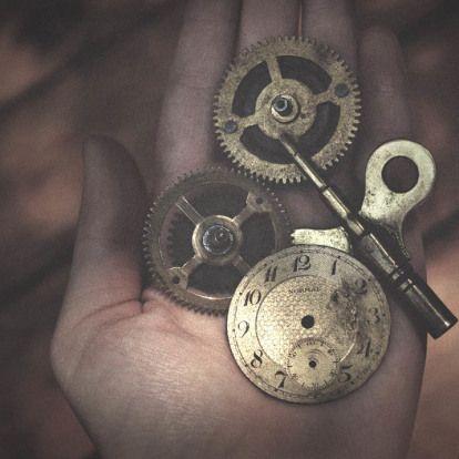 partes de relojes como decoracion - Buscar con Google