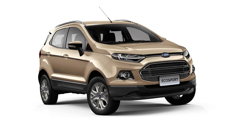 Brazil Spec Ford Ecosport Comprehensively Outsells The Renault