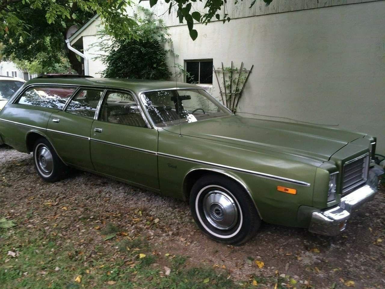 1976 Dodge Coronet Wagon Dodge Coronet Wagon Dodge