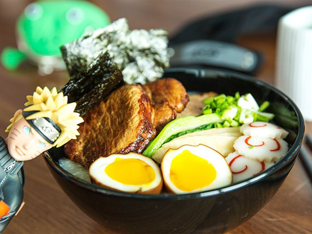 Naruto Food