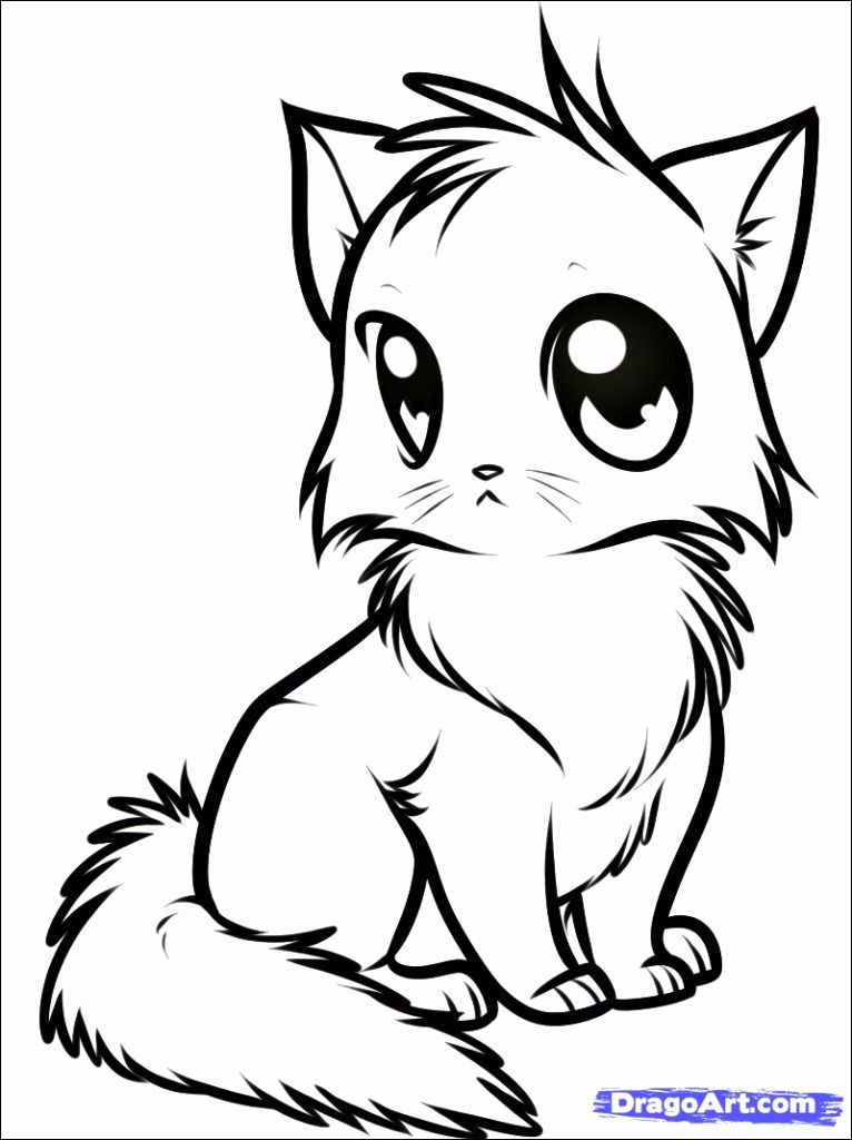 Anime Fox Coloring Pages Awesome 12 Cool S Easy Anime ...