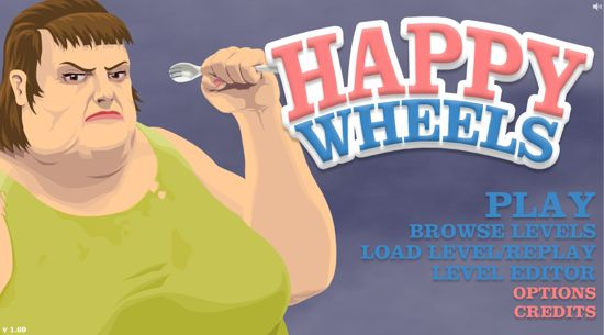 Pin By Stewart Mathers On Happy Wheels Unblocked Happy Wheels Game