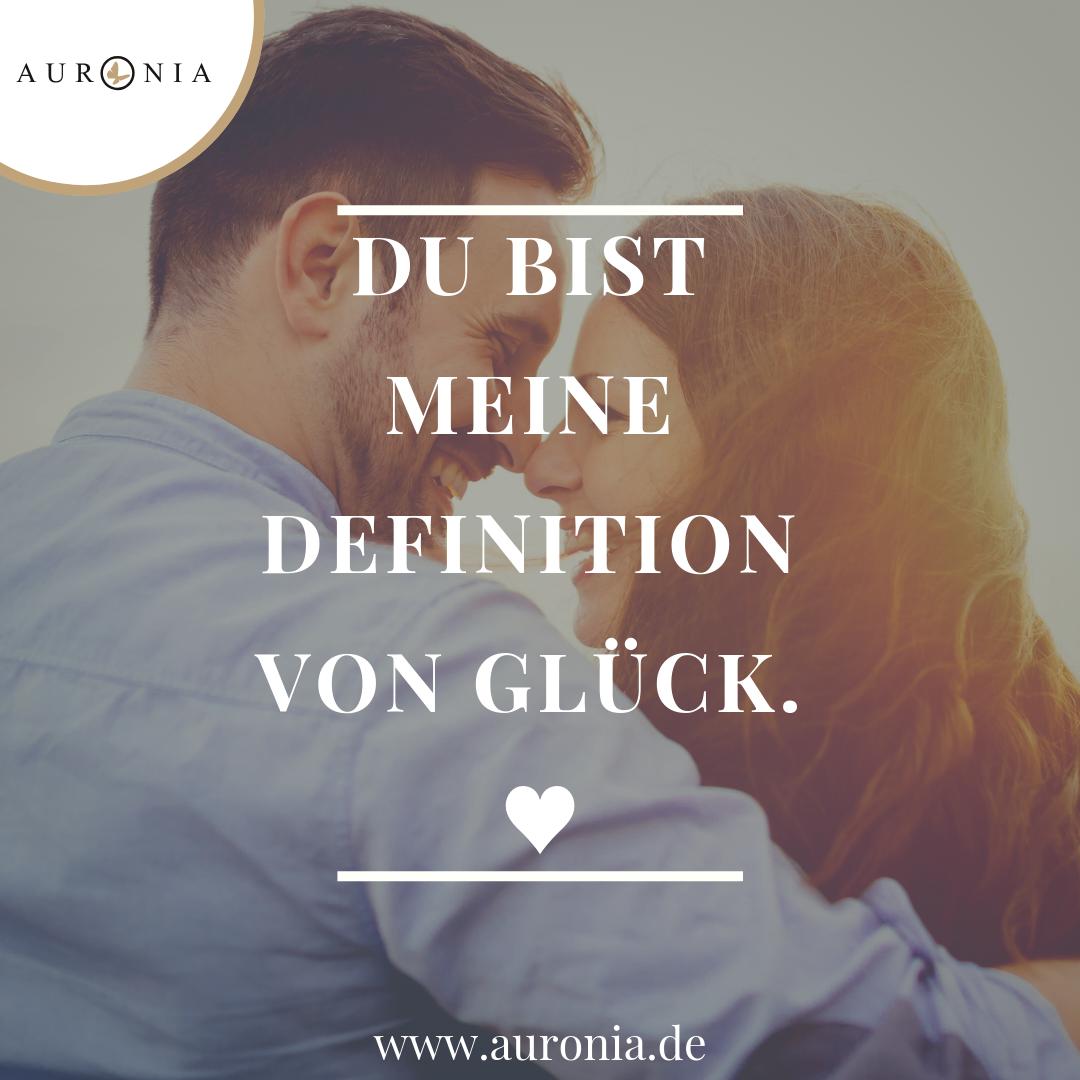 Du bist meine Definition von Glück. ♥ // Sprüche   Liebe   Hochzeit   Beziehung   Schön   Nachdenklich   Deutsch