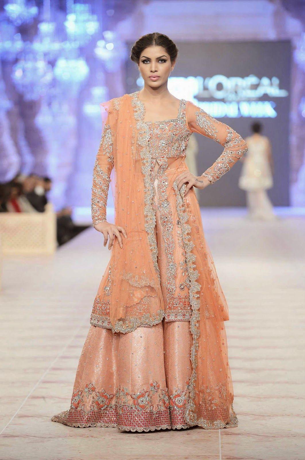 Ammara Khan at PLBW 2014 Pakistan Fashion Week