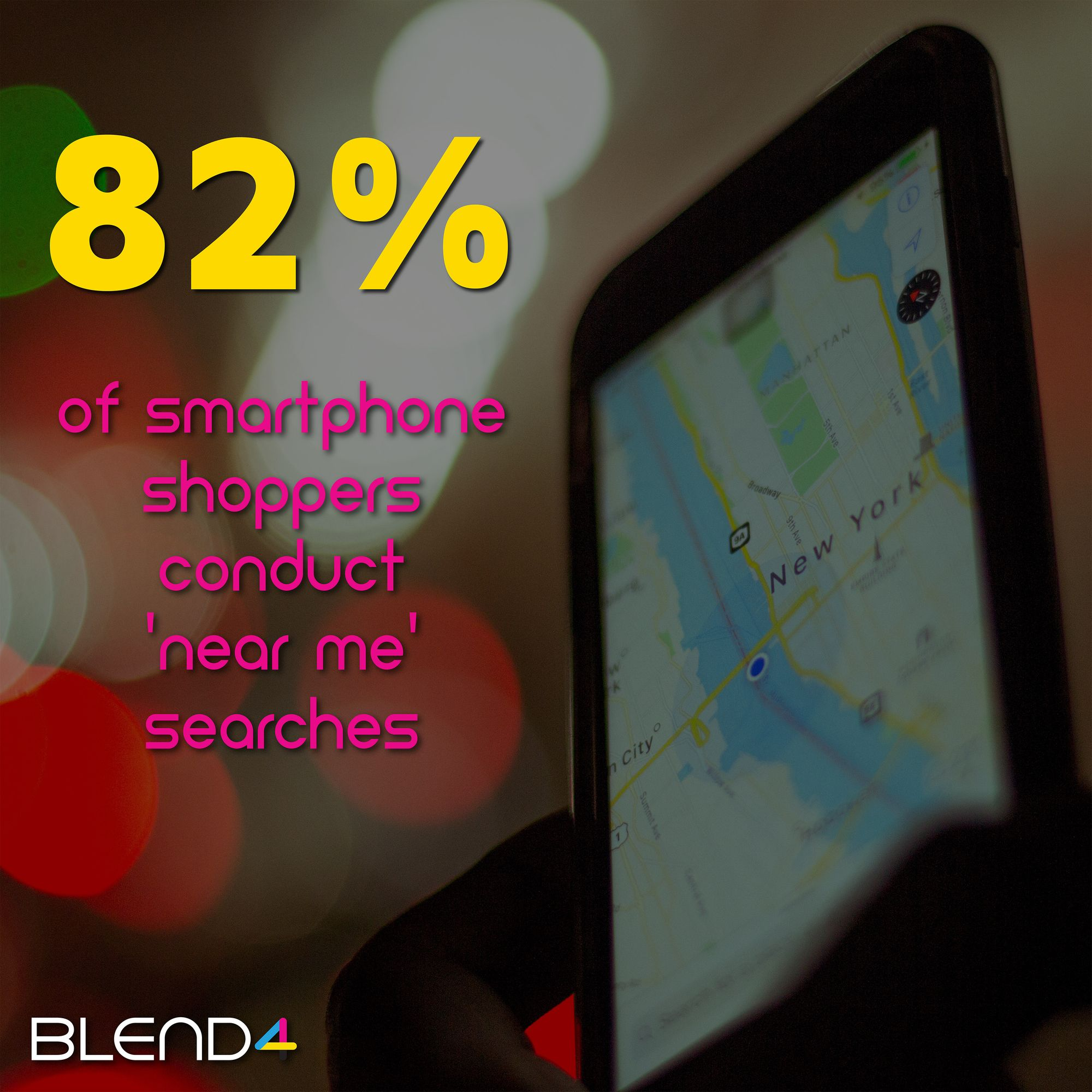 82 Of Smartphone Shoppers Conduct Near Me Searches Is Your Business Listed Let Us Help With A Printing Software Graphic Design Services Service Design