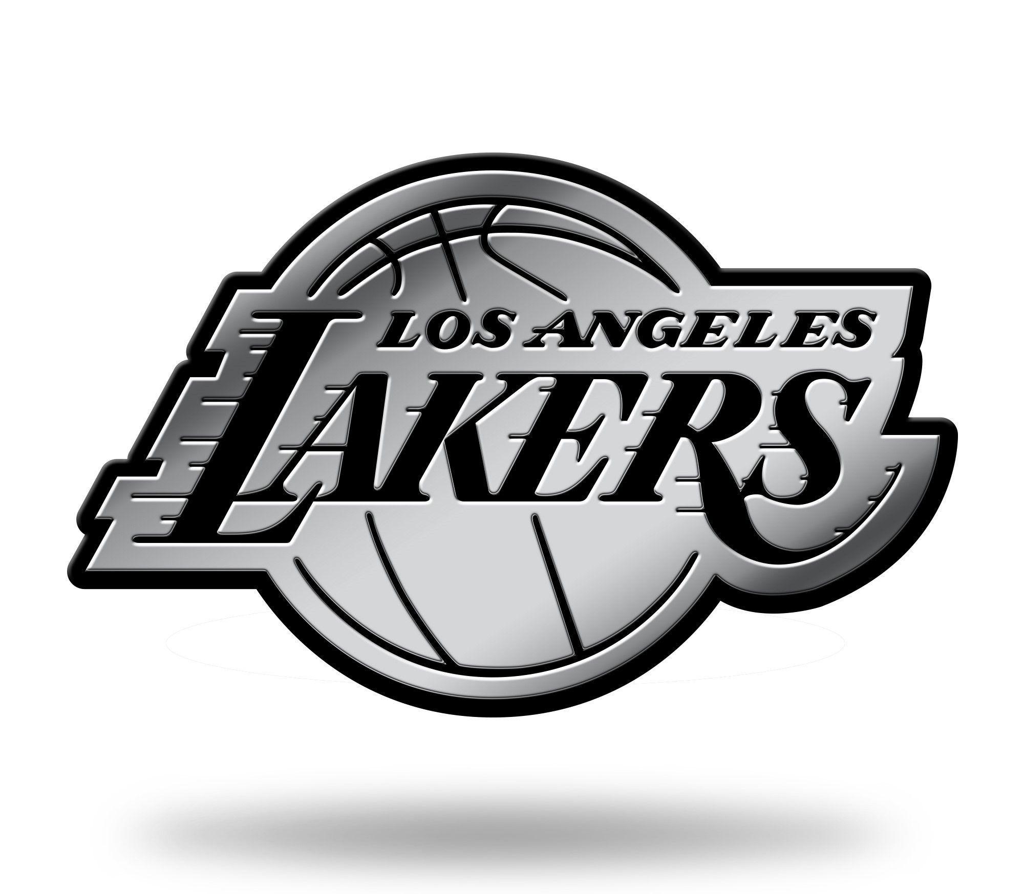 Los Angeles Lakers Logo 3d Chrome Auto Emblem New Truck Or Car Rico Nba Lakers Logo Los Angeles Lakers Logo Los Angeles Lakers [ 1747 x 2000 Pixel ]