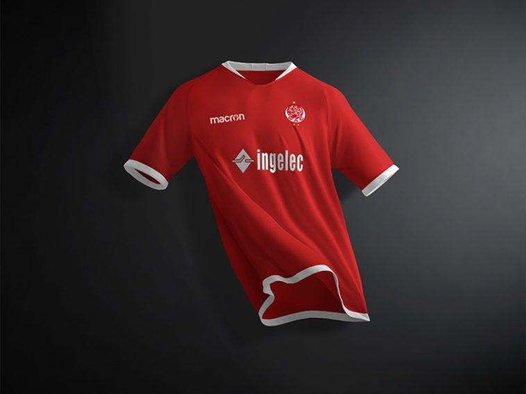 Download Nike 2019 Sports Jersey Mockup