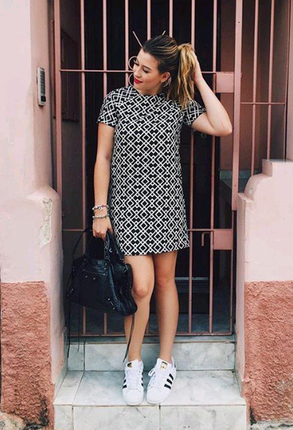 Vestidos Y Zapatillas Vestido Y Zapatillas Moda Moda Femenina