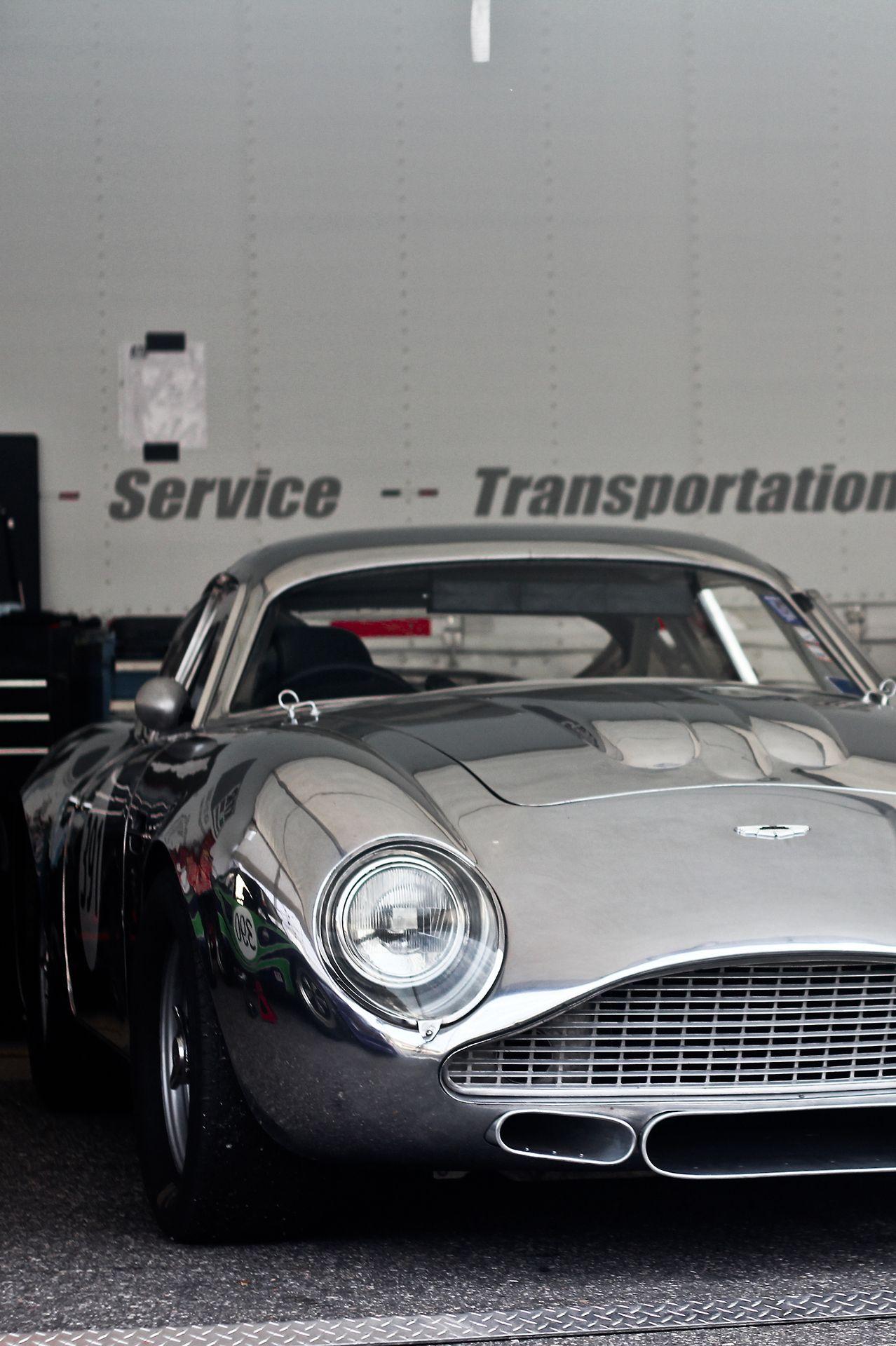 Beautiful Aston Martin