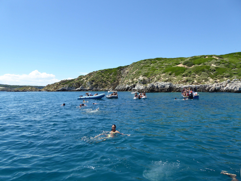Isole Tremiti Pugli Italia (Luglio)