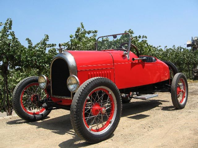 ford model t speedster body