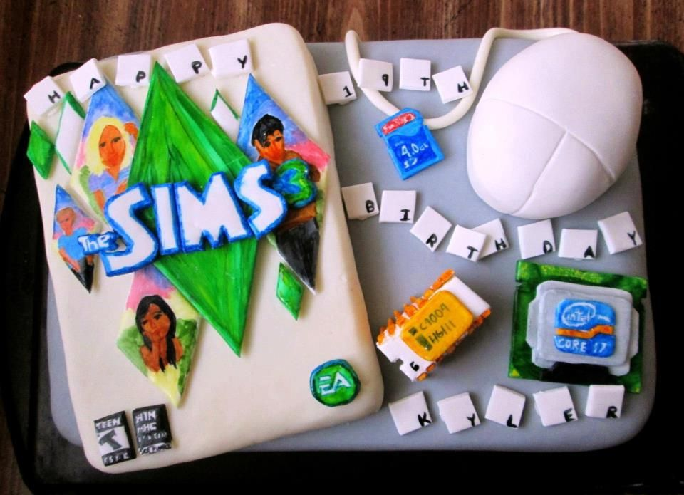 how to get cake in sims 4