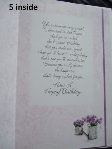 Special friend birthday cards with fabulous verses choice of special friend birthday cards with fabulous verses choice of design lk bookmarktalkfo Choice Image