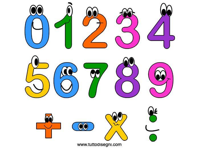 Numeri animati da stampare abecedaris for Numero dei deputati e dei senatori