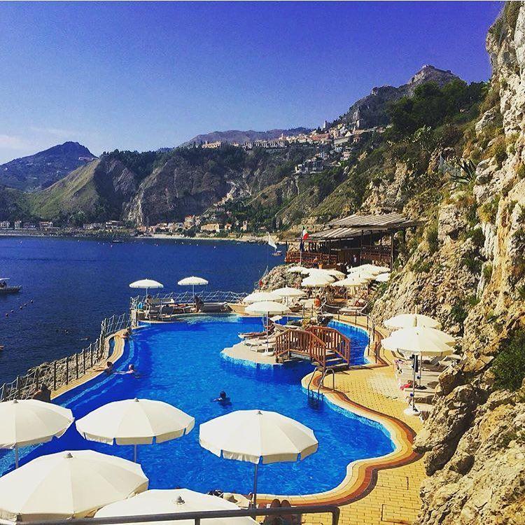 Best Italian And World Hotels Sur Instagram Hotel Atahotel Capotaormina Sicilia Photo