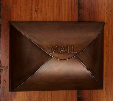Envelope Mailbox Metal Mailbox Traditional Mailboxes Mailbox