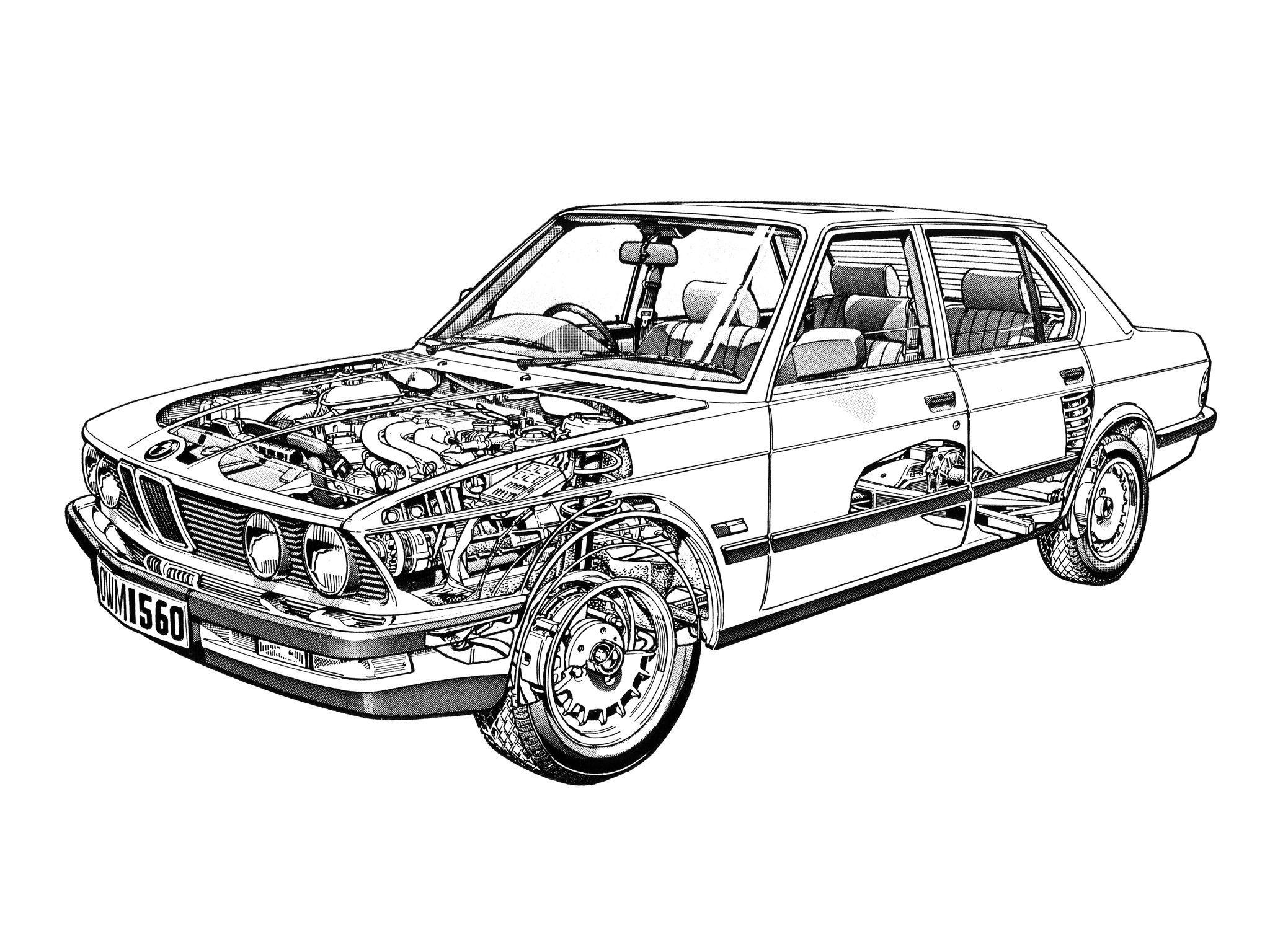 1981-1987 BMW 520i (E28)