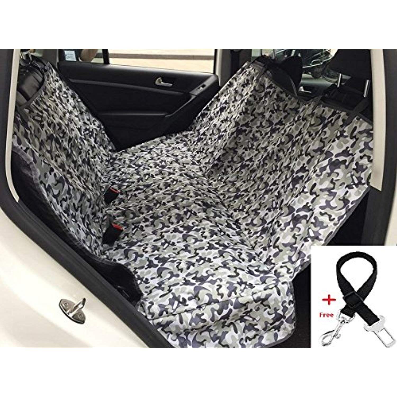 Pet Dog Car Backseat Cover Waterproof Back Seat Barrier