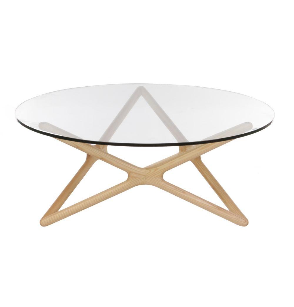 Matt Blatt Eames Coffee Table: The Matt Blatt Triple X Coffee Table - Matt Blatt
