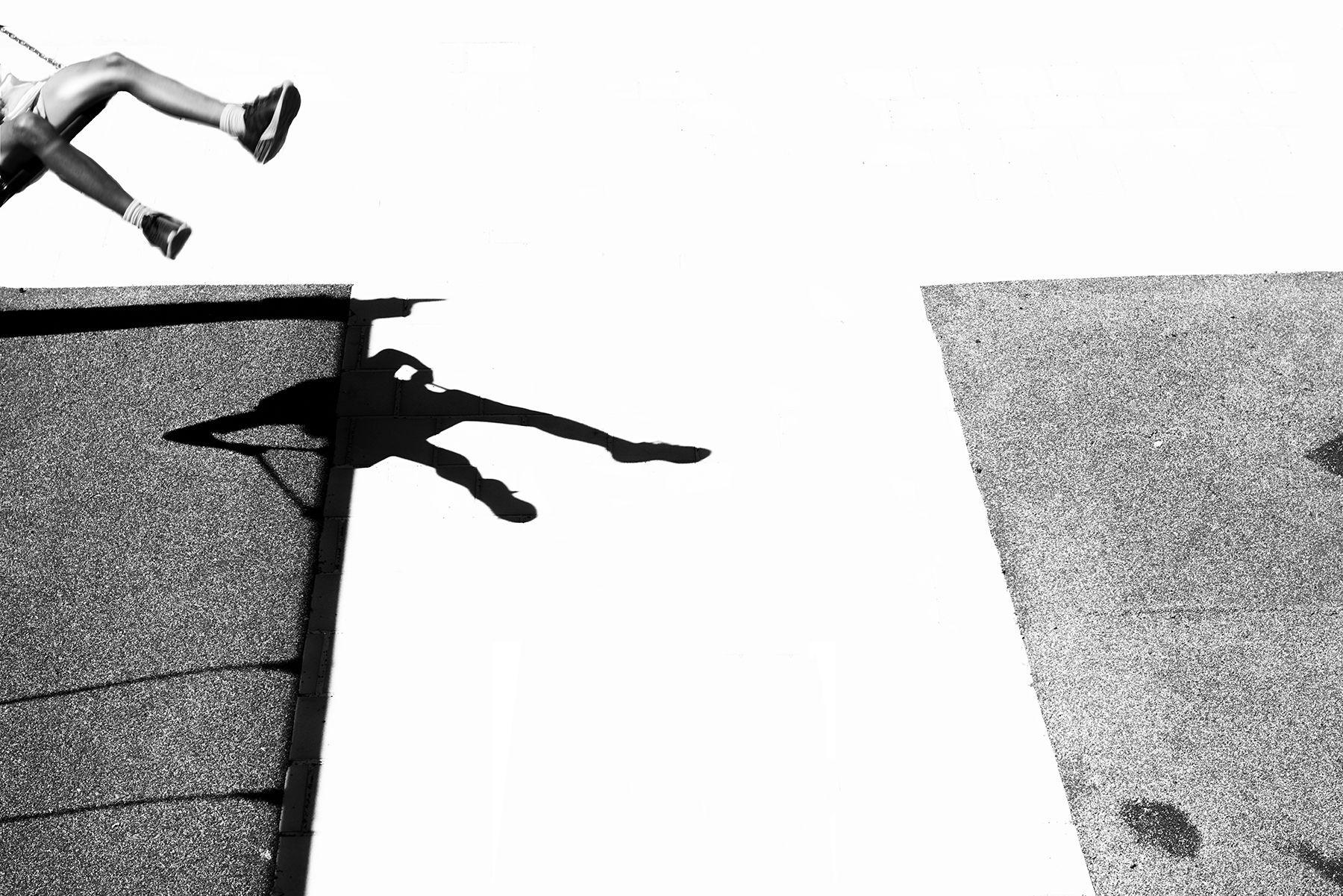 Balancín y sombra