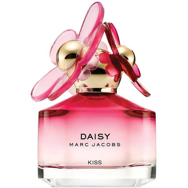 Marc Jacobs Daisy Kiss Edition Eau de Toilette (EdT) online kaufen bei... (€73) ❤ liked on Polyvore featuring beauty products, fragrance, marc jacobs, edt perfume, marc jacobs perfume, eau de toilette fragrance and eau de toilette perfume