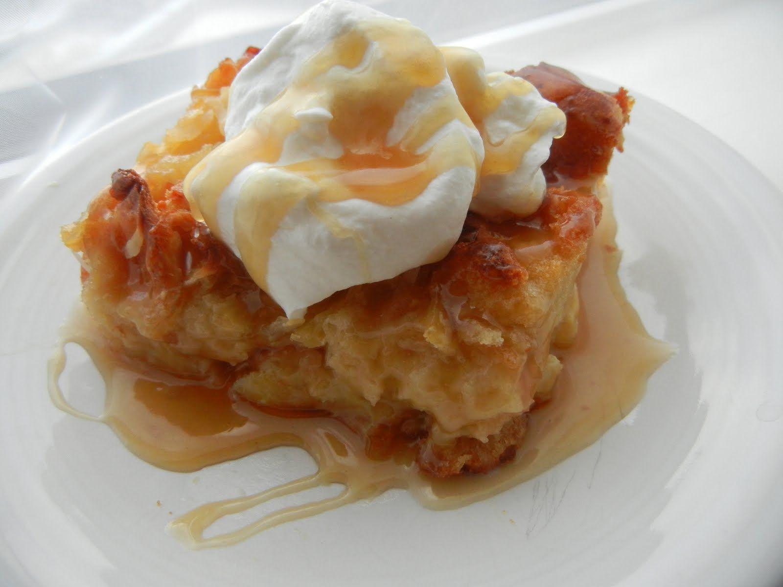 Carol Ann's Pineapple Bread Pudding