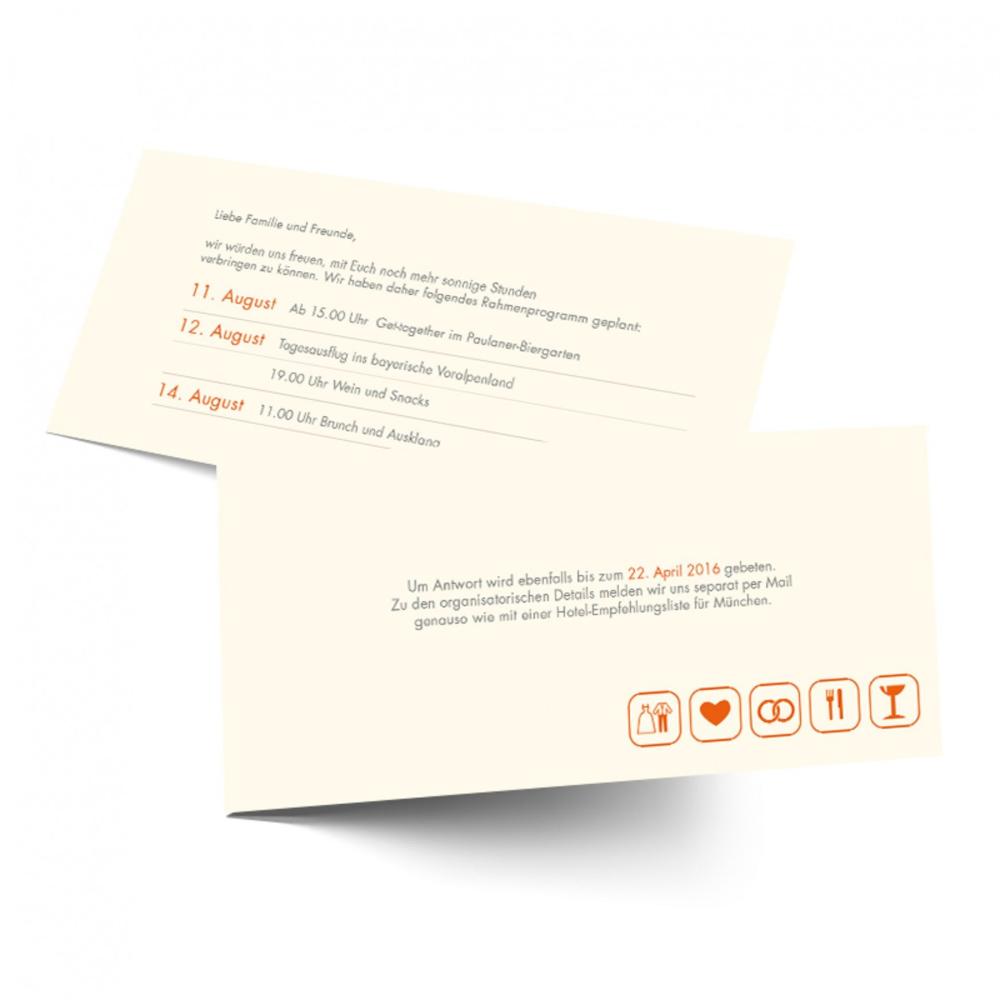 Einladung Hochzeit Bitte Um Ruckmeldung Javamed Einladungskarten Hochzeit Mit Ruckantwort Di 2020 Fotografi