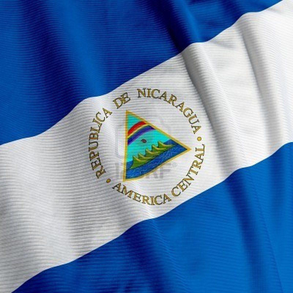 such a beautiful flag.Nicaragua
