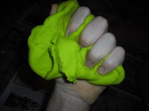 homemade play-doh!