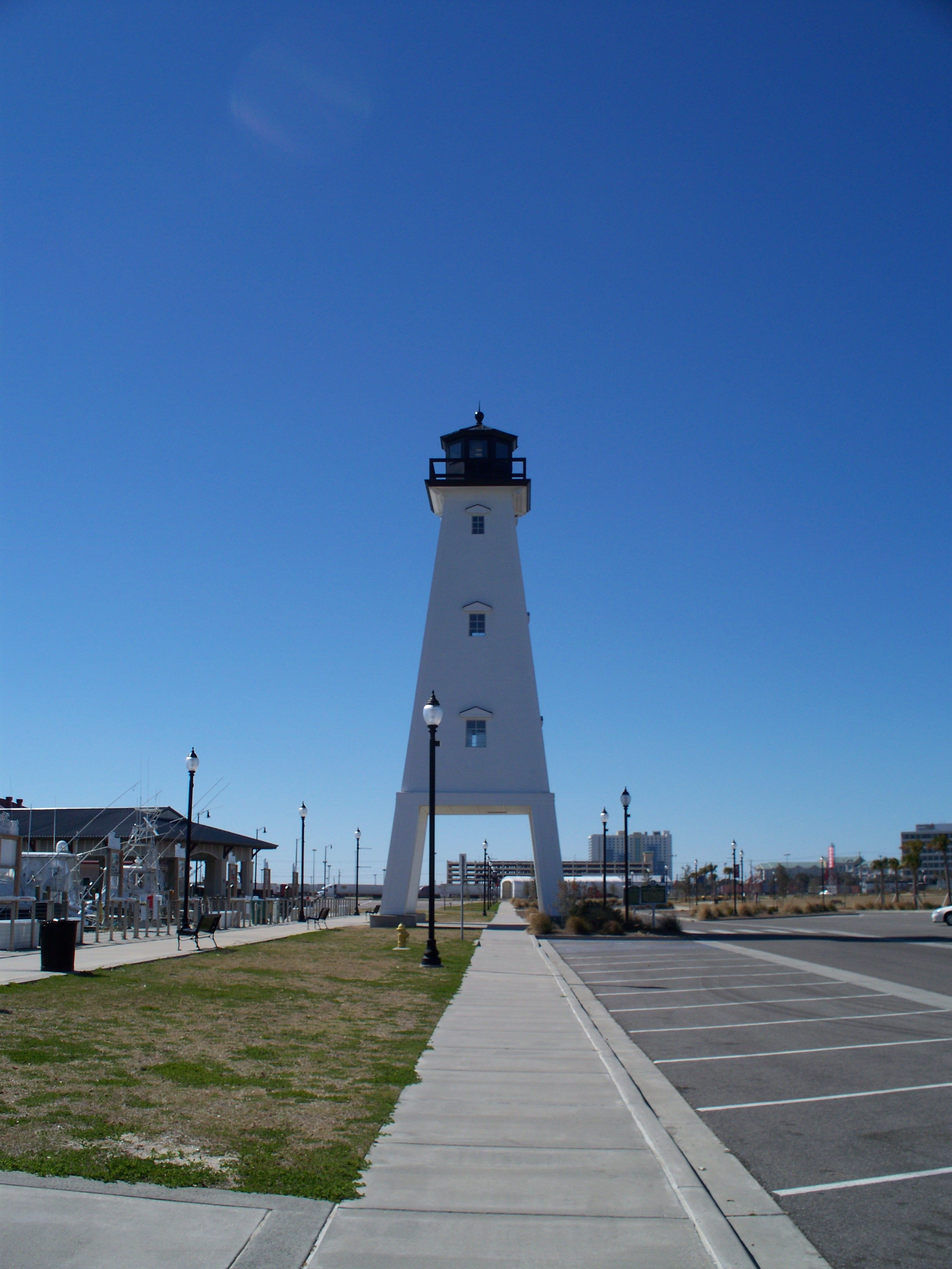 Lighthouse at Jones Park   Gulfport, MS   Pinterest   Lighthouse and ...