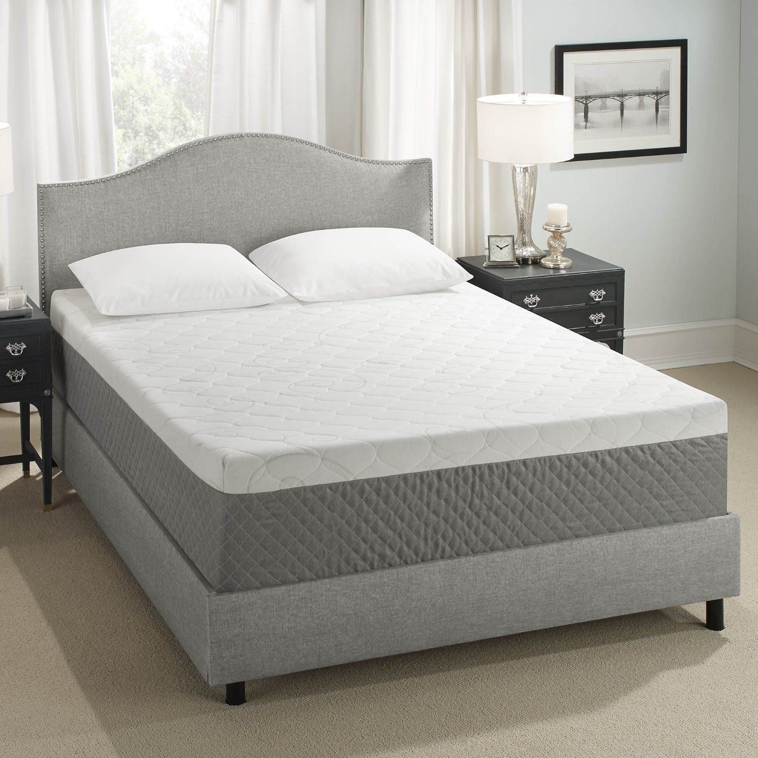 This King size 14inch Thick Memory Foam Mattress would be