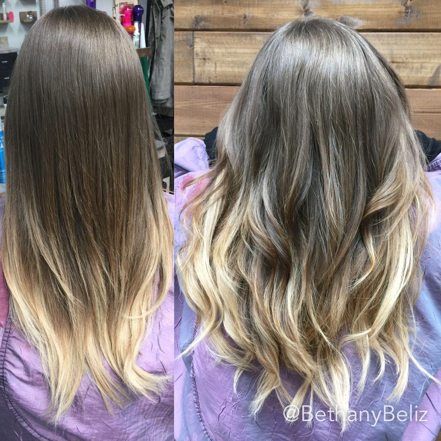 Hair talk extensions farger