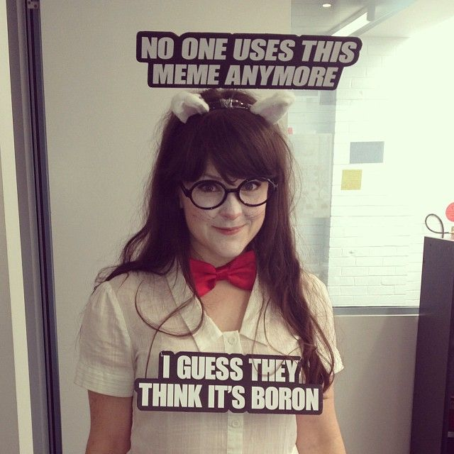 32 Halloween Costumes For People Who Love The Internet Meme Costume Dress Up Day Meme Day Costumes