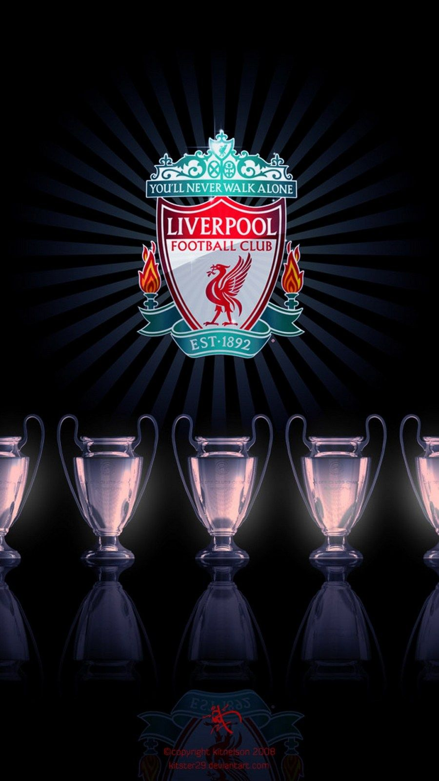 Liverpool Wallpaper Iphone 6s - Hd Football in 2020 ...